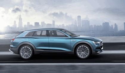 2015 Audi e-tron quattro concept 8