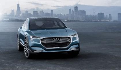 2015 Audi e-tron quattro concept 10