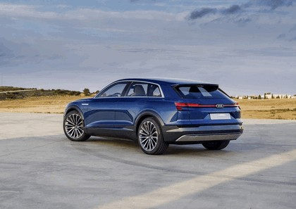 2015 Audi e-tron quattro concept 45