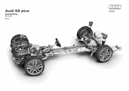 2015 Audi S8 plus 25