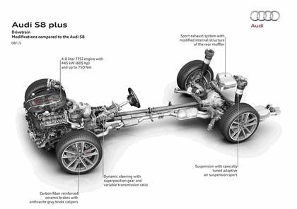 2015 Audi S8 plus 26