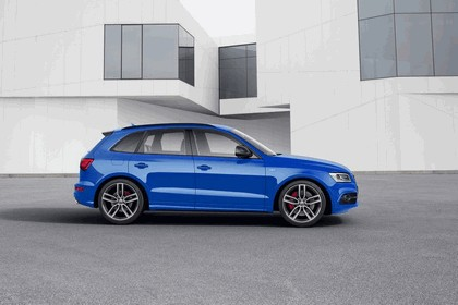 2015 Audi SQ5 TDI plus 2