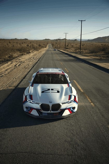 2015 BMW 3.0 CSL Hommage R 4