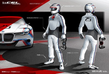 2015 BMW 3.0 CSL Hommage R 39