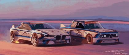 2015 BMW 3.0 CSL Hommage R 41