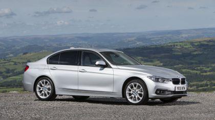 2015 BMW 320d xDrive SE Saloon - UK version 2