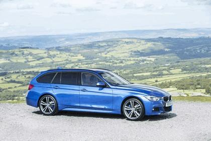 2015 BMW 330d xDrive M Sport Touring - UK version 3