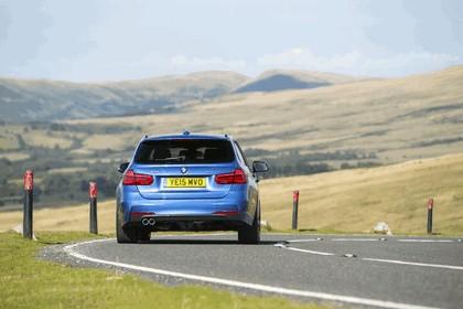 2015 BMW 330d xDrive M Sport Touring - UK version 10