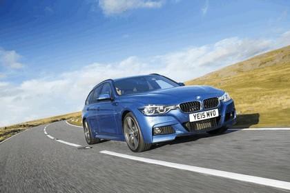 2015 BMW 330d xDrive M Sport Touring - UK version 19
