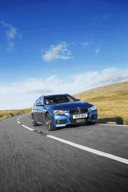 2015 BMW 330d xDrive M Sport Touring - UK version 20