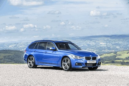 2015 BMW 330d xDrive M Sport Touring - UK version 21