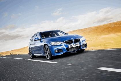 2015 BMW 330d xDrive M Sport Touring - UK version 22