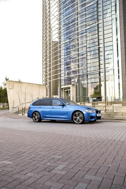 2015 BMW 330d xDrive M Sport Touring - UK version 28