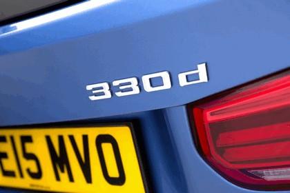 2015 BMW 330d xDrive M Sport Touring - UK version 41