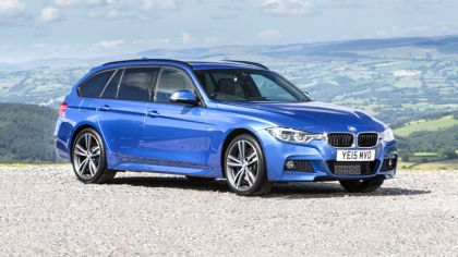 2015 BMW 330d xDrive M Sport Touring - UK version 6