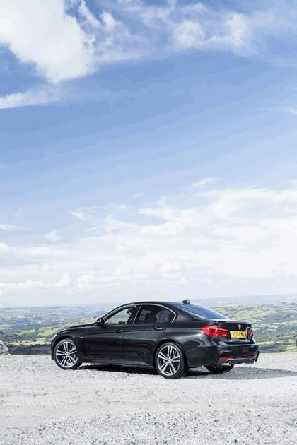 2015 BMW 340i M Sport Saloon - UK version 5