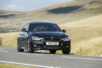2015 BMW 340i M Sport Saloon - UK version 11