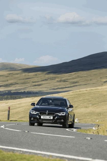 2015 BMW 340i M Sport Saloon - UK version 14