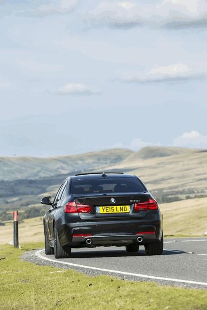 2015 BMW 340i M Sport Saloon - UK version 17