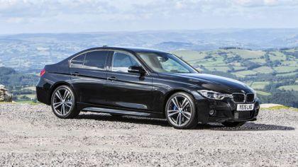 2015 BMW 340i M Sport Saloon - UK version 4