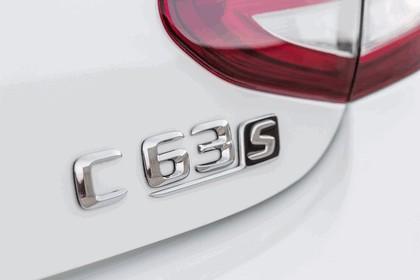 2015 Mercedes-AMG C 63 S coupé 24