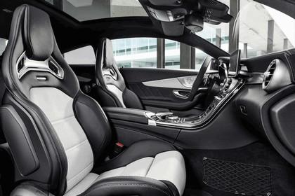 2015 Mercedes-AMG C 63 S coupé 25