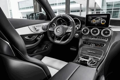 2015 Mercedes-AMG C 63 S coupé 26