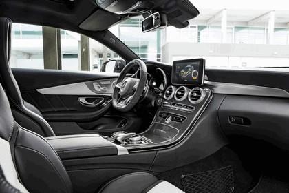 2015 Mercedes-AMG C 63 S coupé 27