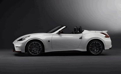 2015 Nissan 370Z Nismo roadster concept 2