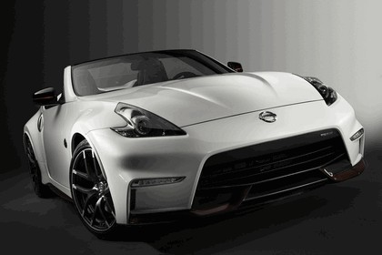 2015 Nissan 370Z Nismo roadster concept 6