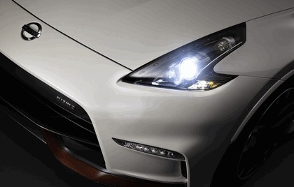 2015 Nissan 370Z Nismo roadster concept 7