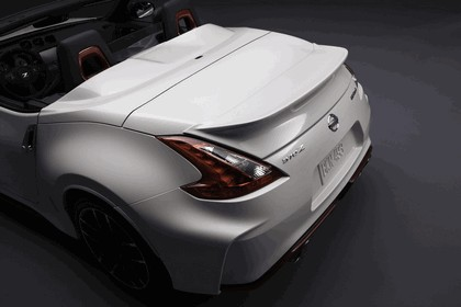 2015 Nissan 370Z Nismo roadster concept 9