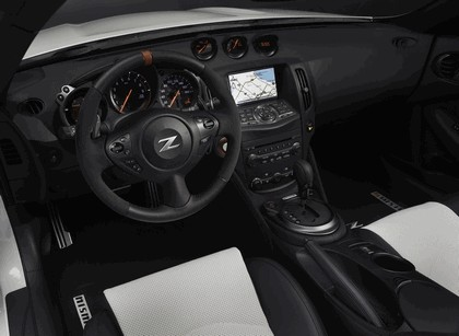 2015 Nissan 370Z Nismo roadster concept 16