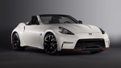 2015 Nissan 370Z Nismo roadster concept 4