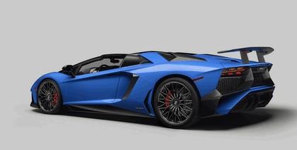 2015 Lamborghini Aventador LP 750-4 SV roadster 2