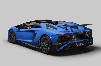 2015 Lamborghini Aventador LP 750-4 SV roadster 3