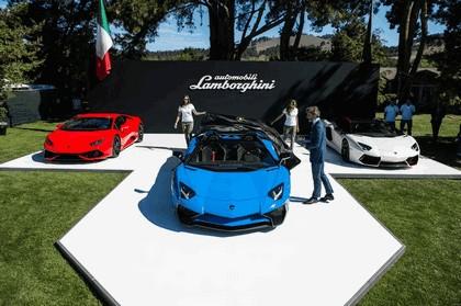 2015 Lamborghini Aventador LP 750-4 SV roadster 10