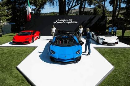 2015 Lamborghini Aventador LP 750-4 SV roadster 11