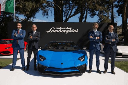2015 Lamborghini Aventador LP 750-4 SV roadster 12