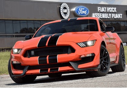 2015 Ford Shelby GT350 4