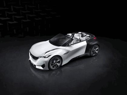 2015 Peugeot Fractal concept 8