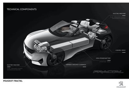 2015 Peugeot Fractal concept 68