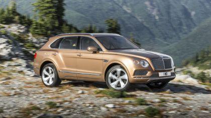 2015 Bentley Bentayga 4