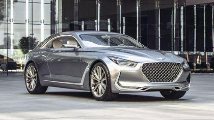 2015 Hyundai Vision G Coupé concept 1