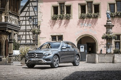 2015 Mercedes-Benz GLC 220d 4Matic 15