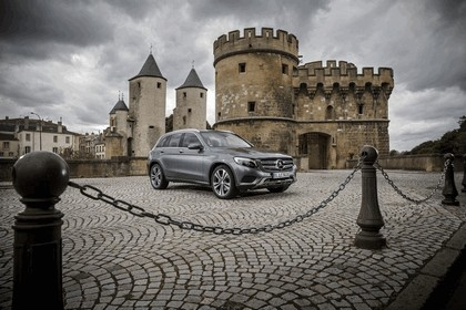 2015 Mercedes-Benz GLC 220d 4Matic 22