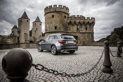 2015 Mercedes-Benz GLC 220d 4Matic 23