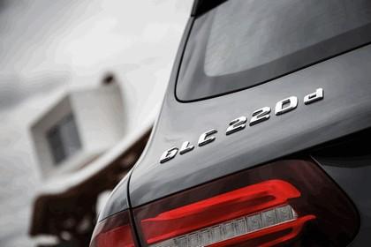 2015 Mercedes-Benz GLC 220d 4Matic 31