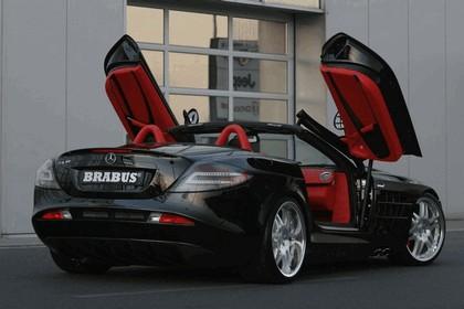 2007 Mercedes-Benz McLaren SLR roadster by Brabus 2