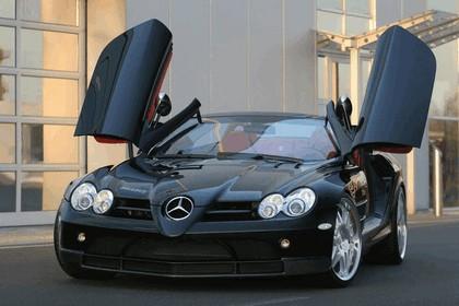 2007 Mercedes-Benz McLaren SLR roadster by Brabus 12